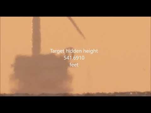 Flat Earth 34.5 Miles away platform hidden height 541ft. thumbnail