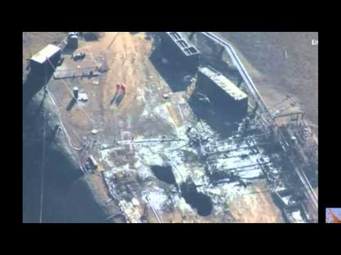 Special Los Angeles Methane / Radon Gas Leak (Nuclear Hotsea