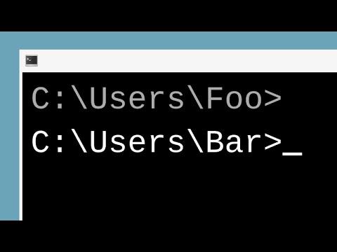 B32 - Cambiar nombre de usuario (Windows)