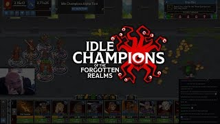 Alpha Gameplay (Free Play) - #4 Idle Champions of the Forgotten Realms [german]