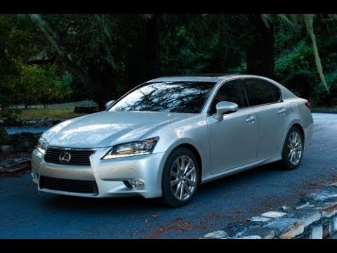 2014 Lexus GS350 Start Up and Review 3.5 L V6 - YouTube