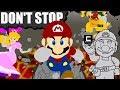 """Don't Stop Running"" in Super Mari"
