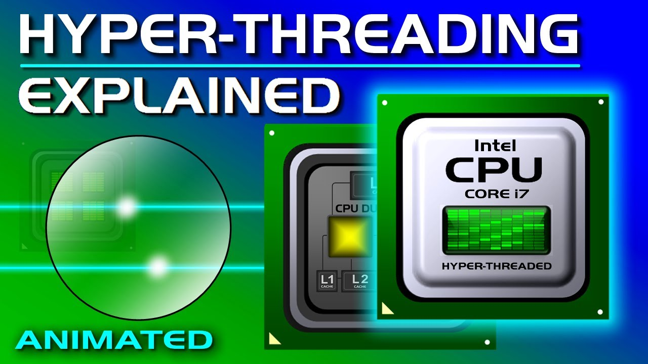 Hyper Threading Explained