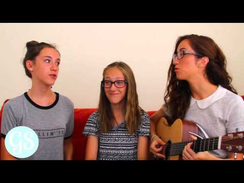 Bloopers! All of Me - John Legend Cover | Gardiner Sisters