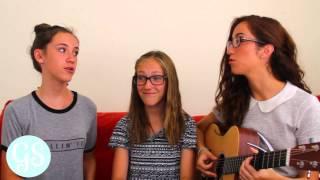 Bloopers! All of Me - John Legend Cover | Gardiner Sisters