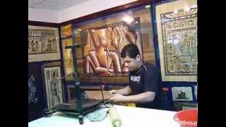 Египет Каир как делают папирус. Egypt Cairo рow to make papyrus?