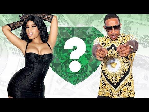 WHO'S RICHER? - Nicki Minaj or Ludacris? - Net Worth Revealed!