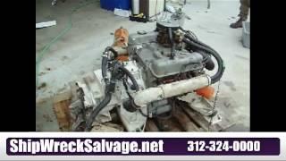 USED MOTOR BUICK OMC V6 155hp 225 CID