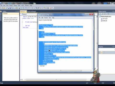 how to make a calculator in visual basic 2012