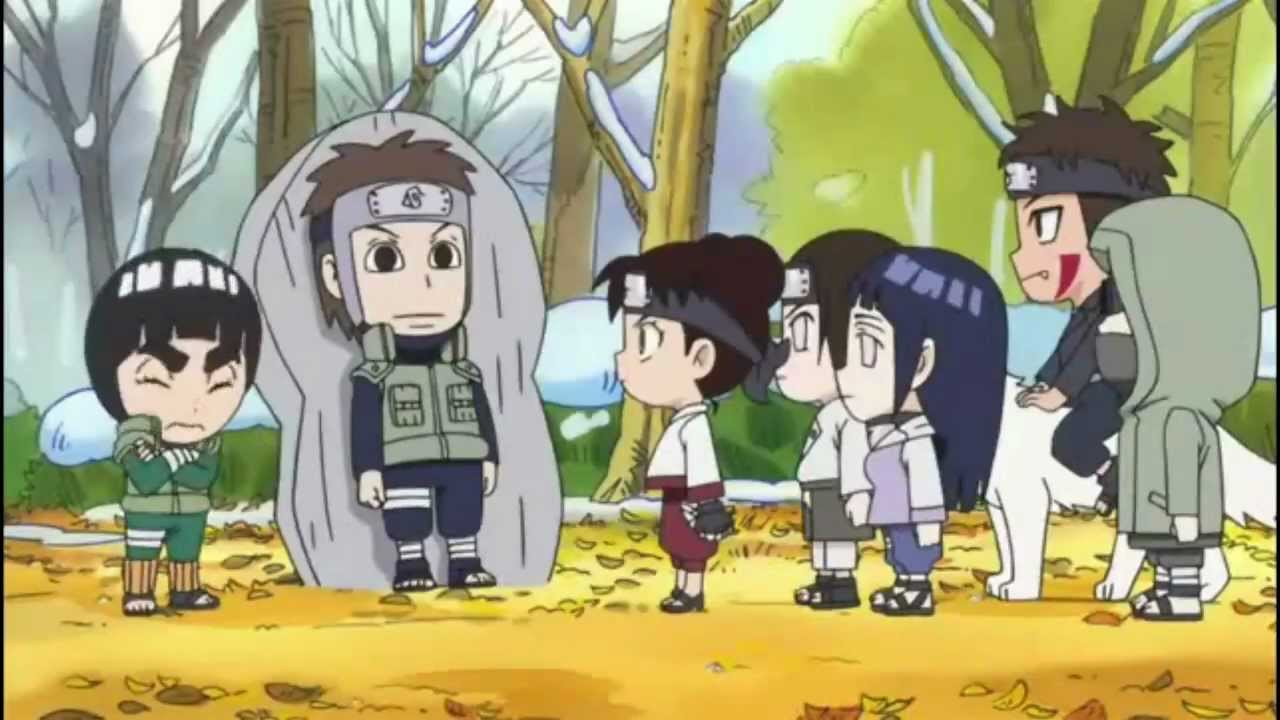 Naruto SD: Rock Lee no Seishun Full-Power Ninden - What's ... Kakashi Full Power