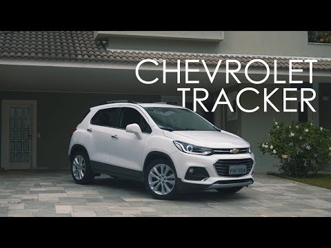 Chevrolet Tracker 2018 - Teste Webmotors