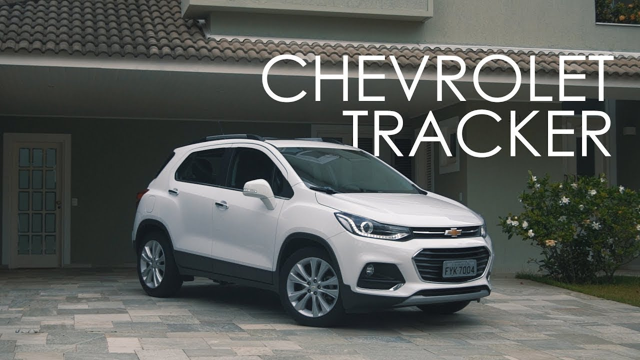 Chevrolet Tracker 2018 Teste Webmotors Youtube