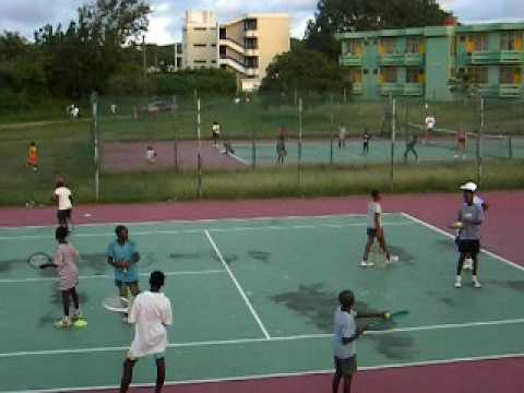 Africa Tennis Aid: Hidden Talents