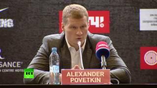 «Бой не продлится 12 раундов»: Поветкин и Стиверн о споре за временный титул по версии WBC