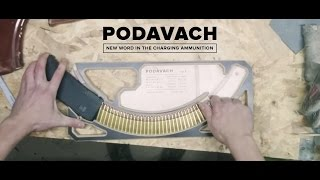 Multi-caliber AK, AR-15 Magazine Speed Loader - Podavach Version 5.4