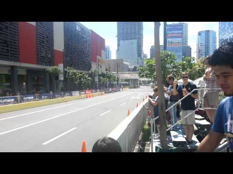 Globe Slipstream: Marlon Stockinger at BGC