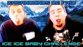 ¿CUANTOS HIELOS TE PODES METER? - Ice Ice Baby Challenge