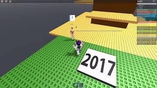 2005 ROBLOX ve 2018 ROBLOX EVRİMİ! - Roblox