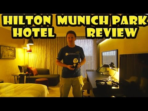 Hilton Munich Park Hotel Review