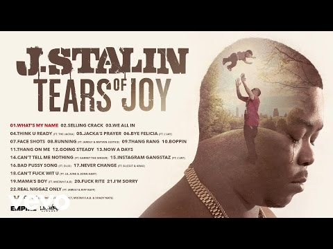 J. Stalin - What's My Name (Audio)