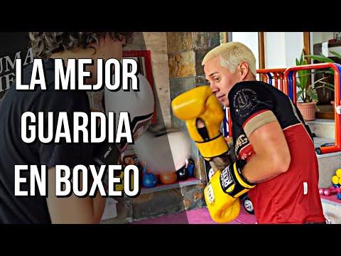 Aprende LA MEJOR GUARDIA EN BOXEO Para Defender Golpes| 2020