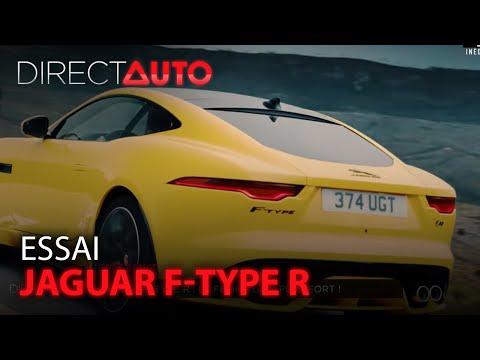 ESSAI : JAGUAR F-TYPE R