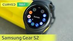 Samsung Gear S2 im Test   deutsch