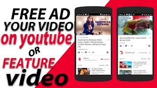 Video AD YOUR VIDEO/CHANNEL ON YOUTUBE# FEATURE CONTANT# FEATURE VIDEO# ANDROID# HINDI download MP3, 3GP, MP4, WEBM, AVI, FLV September 2018