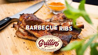 [PREVIEW] Barbecue ribs - Grillin' with KetoConnect