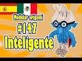 3D MODULAR ORIGAMI #147 Pitufo Inteligente