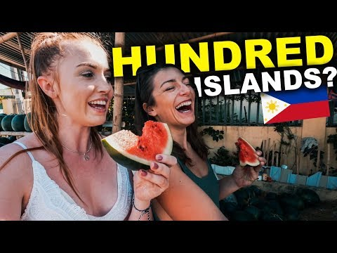 Hundred Islands Philippines, Why We WON'T Go!