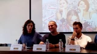 Канал ТНТ представил киносериал «Кризис нежного возраста»в Петербурге(6)