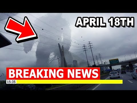 Something SCARY happened on April 18th that no one knew about...