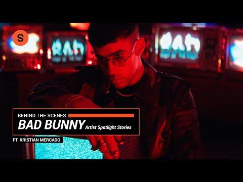 Lo que Bad Bunny representa para los latinos y la música: Artist Spotlight Stories | Slang