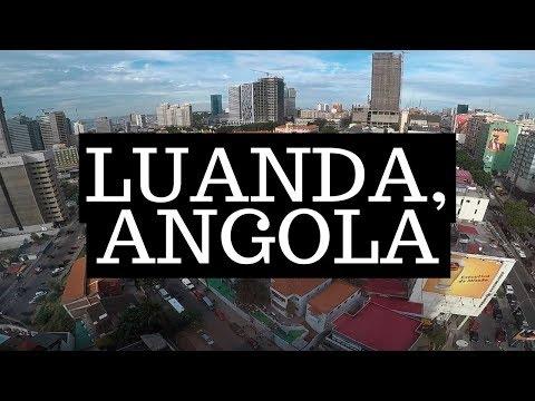 | EMIRATES CABIN CREW | Layover Life: Luanda, Angola