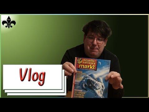 Vlog Vol. 1 Retro Magazine – ASM (Aktueller Software Markt) Ausgabe 1/89