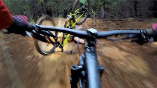 HEAD OVER HEELS FOR GEORGETOWN | Mountain Biking with B1KER and California Expeditions
