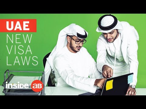 How the UAE's new part-time visa law works