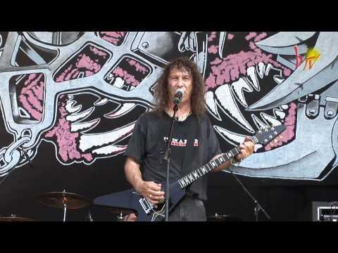 Anvil - Metal On Metal - live BYH Festival 2006 - HD Version - b-light.tv