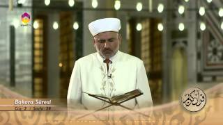 Mukabele 2. Cüz | Diyanet TV 2017 Video