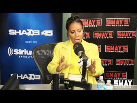 Jada Pinkett Smith Reveals DrugDealing Past  Marriage Secrets  Talks