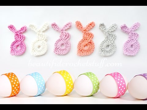 Crochet Easter Bunny Pattern YouTube Stunning Bunny Pattern