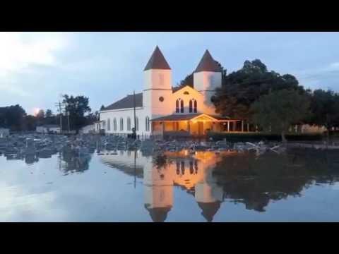 Ascension Parish Flood [Lightning Crashes by Live]