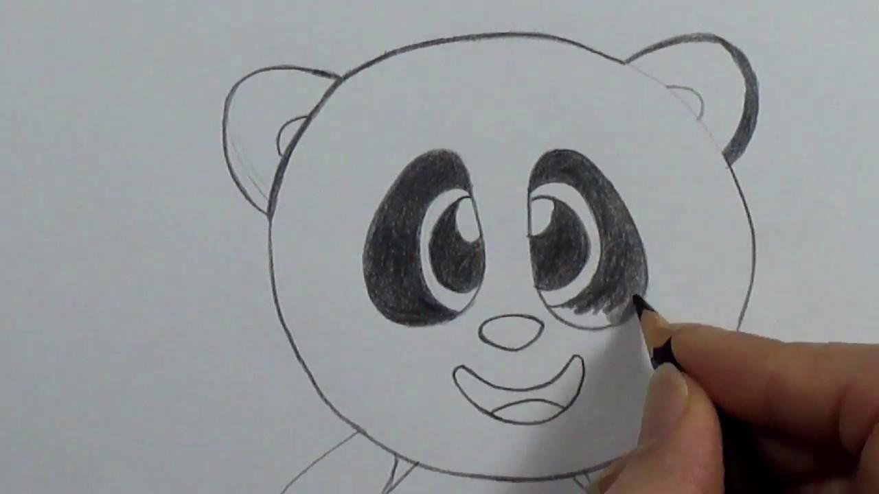 Imagenes De Pandas Kawaii Para Dibujar Pin De