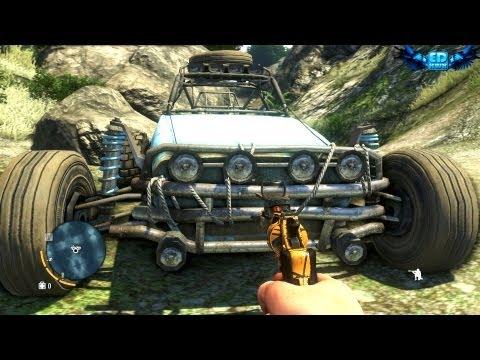 Far Cry 3 Road Killer - Exploring the Island