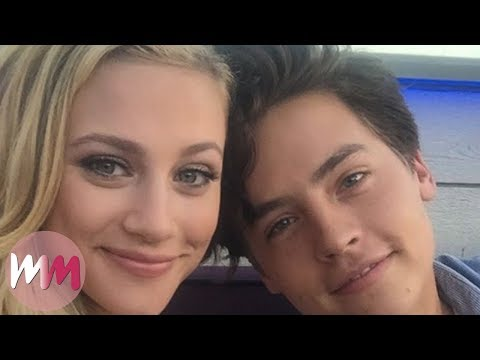 Top 10 Adorable Cole Sprouse & Lili Reinhart Moments