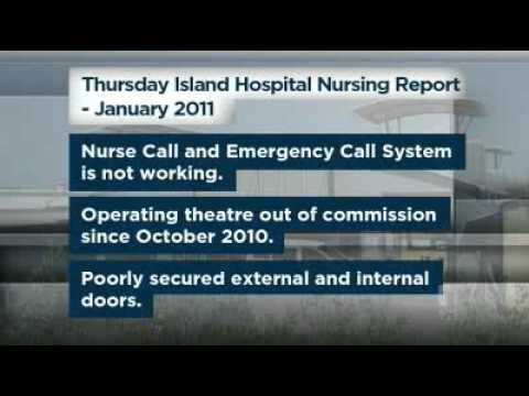 Thursday Island hospital under investigation