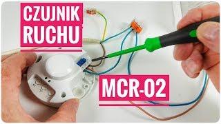 Czujnik ruchu MCR-02