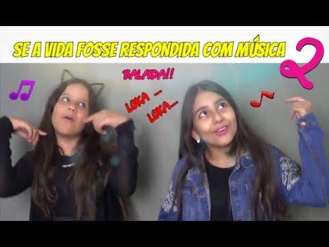 SE A VIDA FOSSE RESPONDIDA COM MÚSICA 2 - Julia Moraes