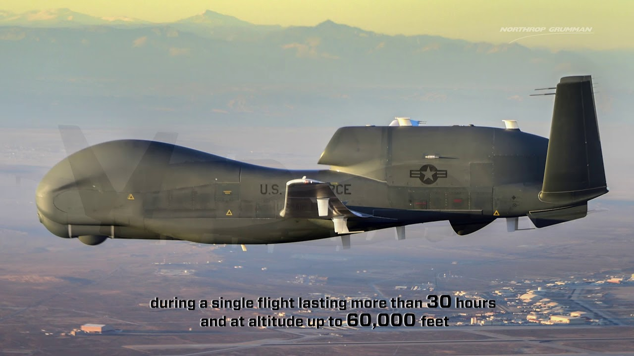 Global Hawk − Delivering Actionable Intelligence and